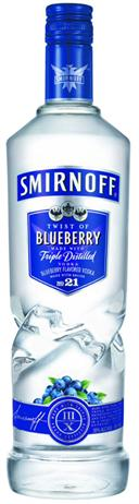 Smirnoff Vodka Blueberry